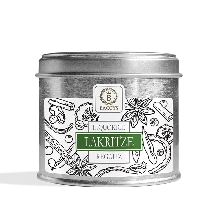 BACCYS Gin Botanical Lakritze in Aromadose